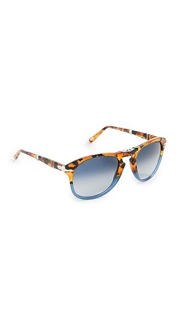 Persol PO0714 Folding Classic Sunglasses
