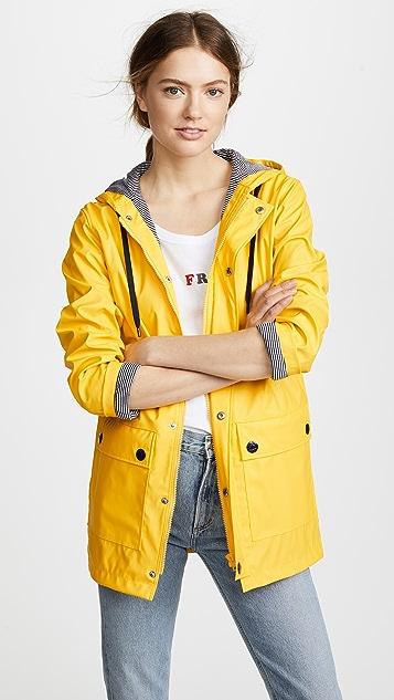 Petit Bateau Classic Raincoat