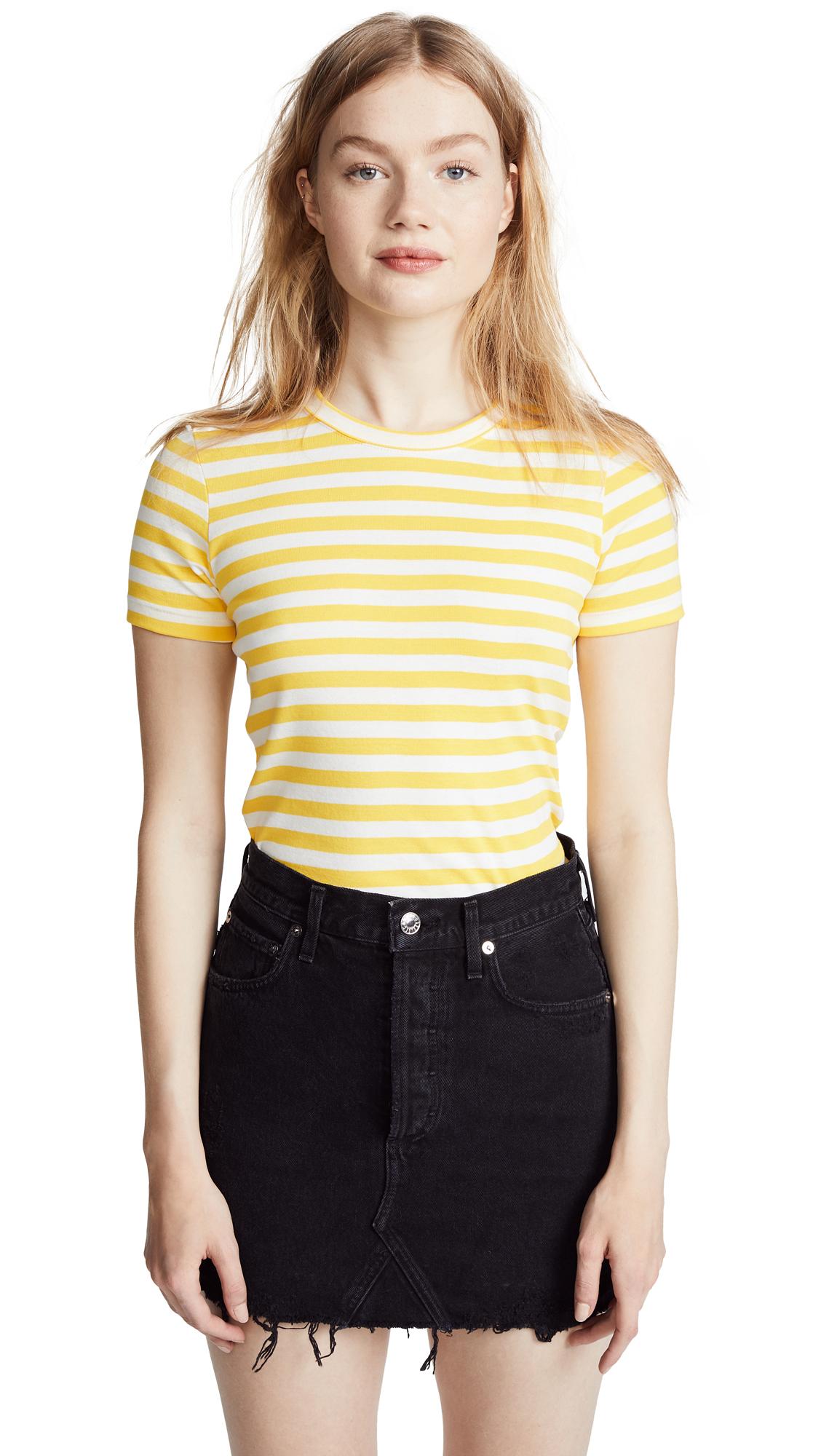 Kollette petit bateau iconic 1x1 striped tee the world for Petit bateau striped shirt