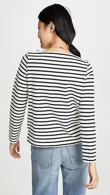 Petit Bateau Bayure Shirt