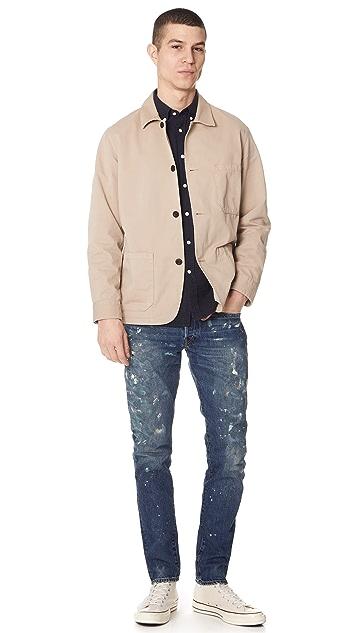 Portuguese Flannel Labura Shirt Jacket