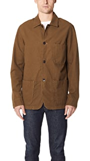 Portuguese Flannel Pinheiro Shirt Jacket