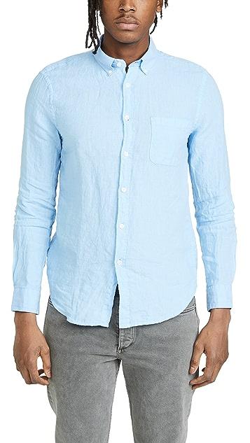 Portuguese Flannel Linen Shirt