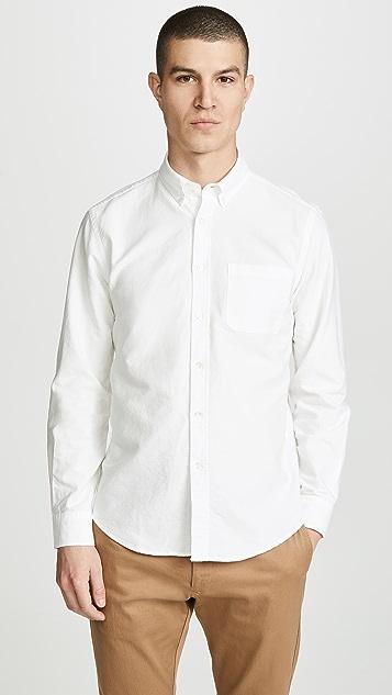 Portuguese Flannel Belavista Button Down Shirt