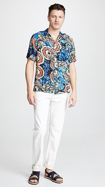 Portuguese Flannel Romeo & Juliet '90s Camp Shirt