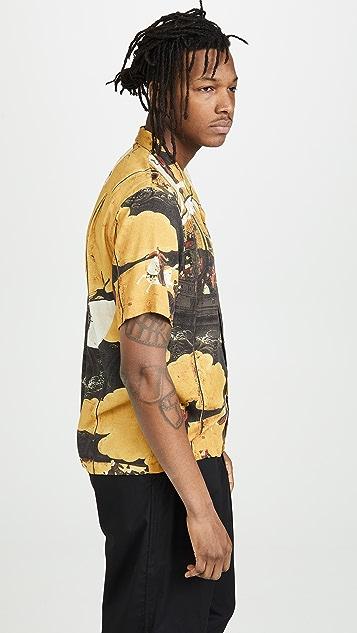 Portuguese Flannel Japan 1543 '90s Camp Shirt