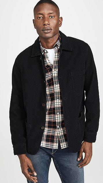 Portuguese Flannel Labura Corduroy Chore Jacket