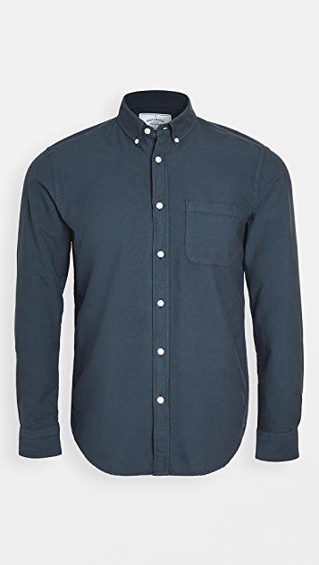 Portuguese Flannel Belavista Long Sleeve Shirt