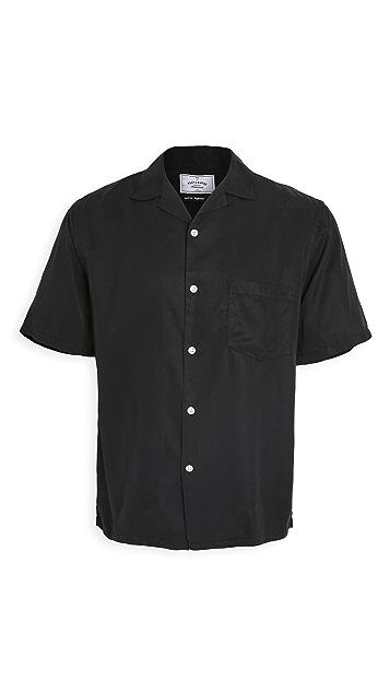 Portuguese Flannel Dogtown Short Sleeve Button Down Shirt