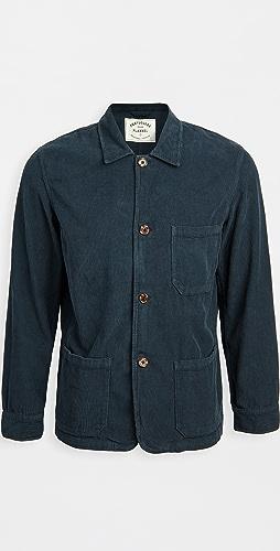 Portuguese Flannel - Labura Corduroy Chore Jacket
