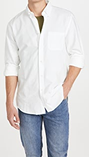 Portuguese Flannel Belavista Button Down Shirt