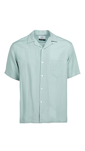 Portuguese Flannel Catown Short Sleeve Shirt