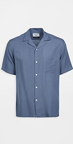 Portuguese Flannel - Catown Short Sleeve Shirt