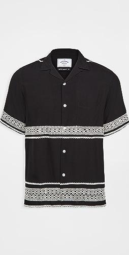 Portuguese Flannel - Folclore Short Sleeve Shirt