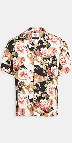 Portuguese Flannel - Harmonia Short Sleeve Shirt