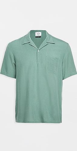 Portuguese Flannel - Verdete Polo Shirt
