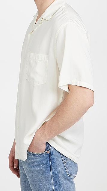 Portuguese Flannel Dogtown Short Sleeve Shirt