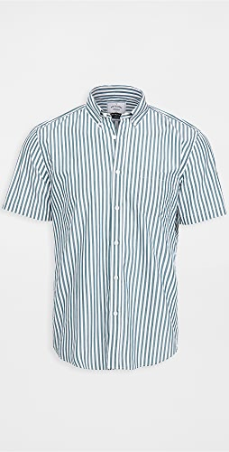 Portuguese Flannel - Poplin Short Sleeve Shirt