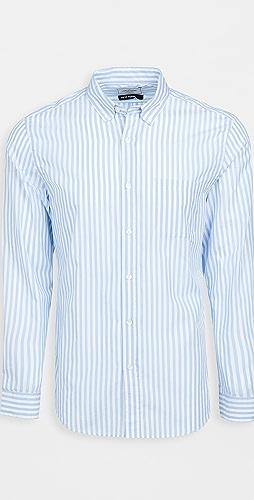 Portuguese Flannel - Poplin Long Sleeve Shirt