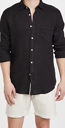 Portuguese Flannel - Linen Long Sleeve Shirt