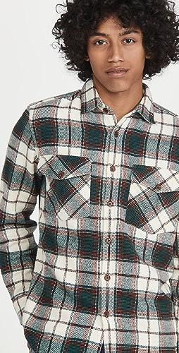 Portuguese Flannel - Saint Patrick Field Shirt Jacket