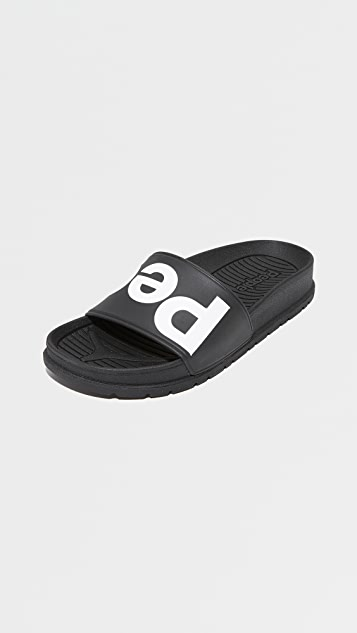 People Footwear Lennon Slides - Black