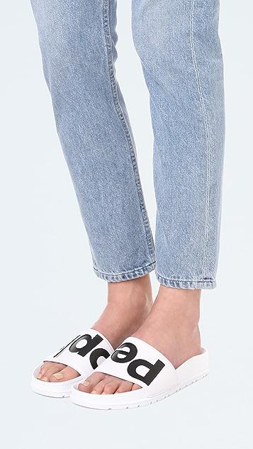 People Footwear Lennon Slides