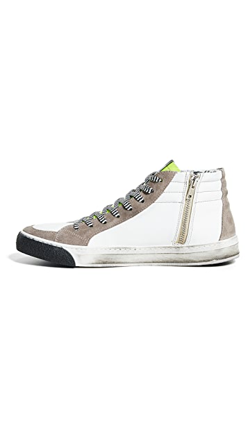 P448 High Top Sneakers