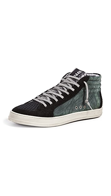 P448 A8 Skate Sneakers
