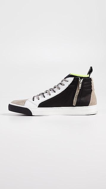 P448 A8 Miama Socks Sneakers