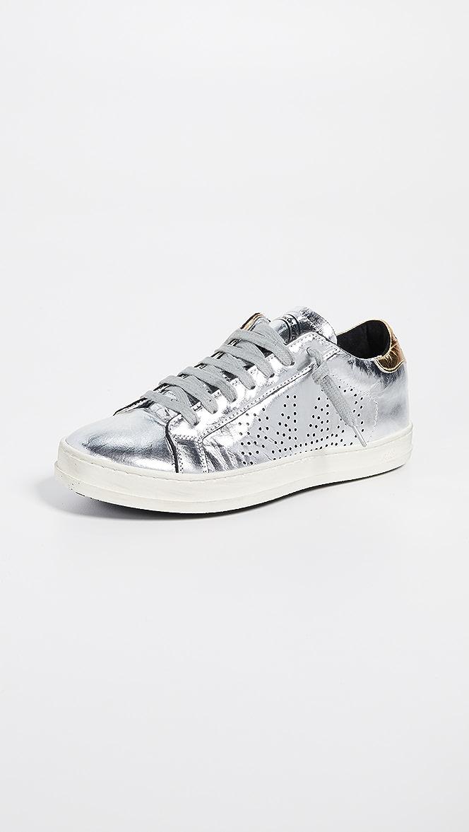 P448 John Metallic Sneakers | SHOPBOP
