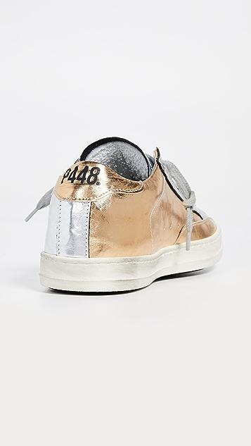 P448 John Metallic Sneakers
