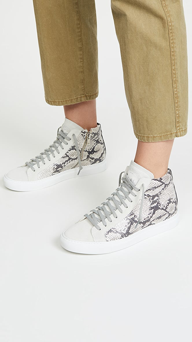 P448 Star High Top Sneakers | SHOPBOP