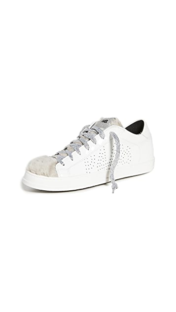 P448 John-W Lace Up Sneakers