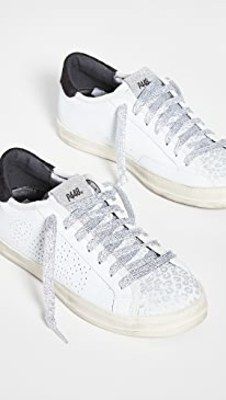 P448 S21 Johnny-W Sneakers,SIL/COB