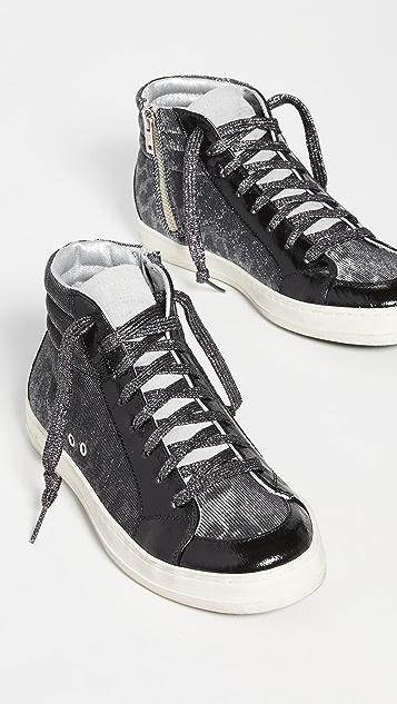 P448 Skate High Top Sneakers