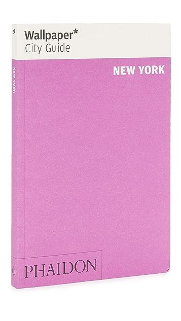 phaidon wallpaper city guides new york east dane