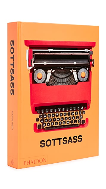 Phaidon Ettore Sottsass (New Edition)