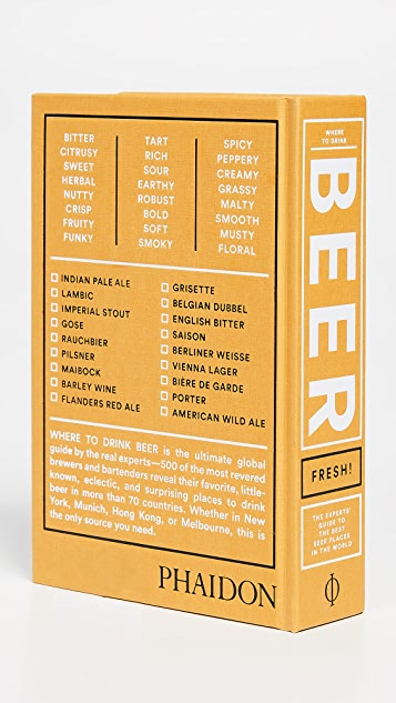 Phaidon Where to Drink Beer
