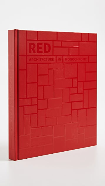 Phaidon Red: Architecture in Monochrome