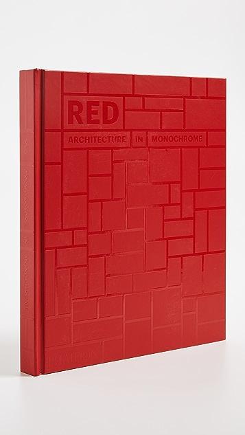 Phaidon Red: Architecture in Monochrome