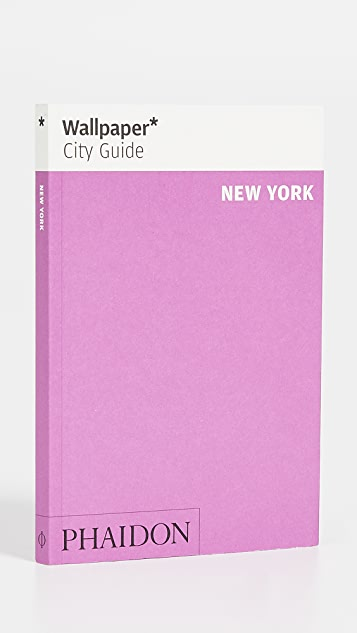 Phaidon Wallpaper City Guide: New York ...