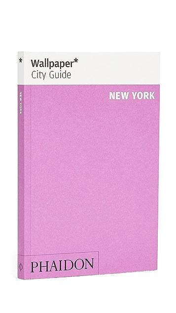 Phaidon Wallpaper City Guide: New York