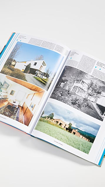 Phaidon Atlas of Mid-Century Modern Houses Book