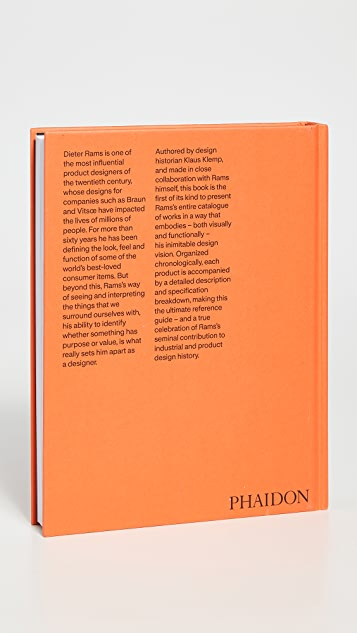 Phaidon Dieter Rams: The Complete Works