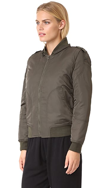 Phat Buddha Columbia U Jacket