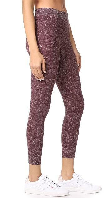 Phat Buddha Jane Glitter Leggings