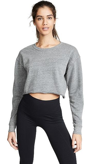 Phat Buddha Jay Street Crop Sweatshirt