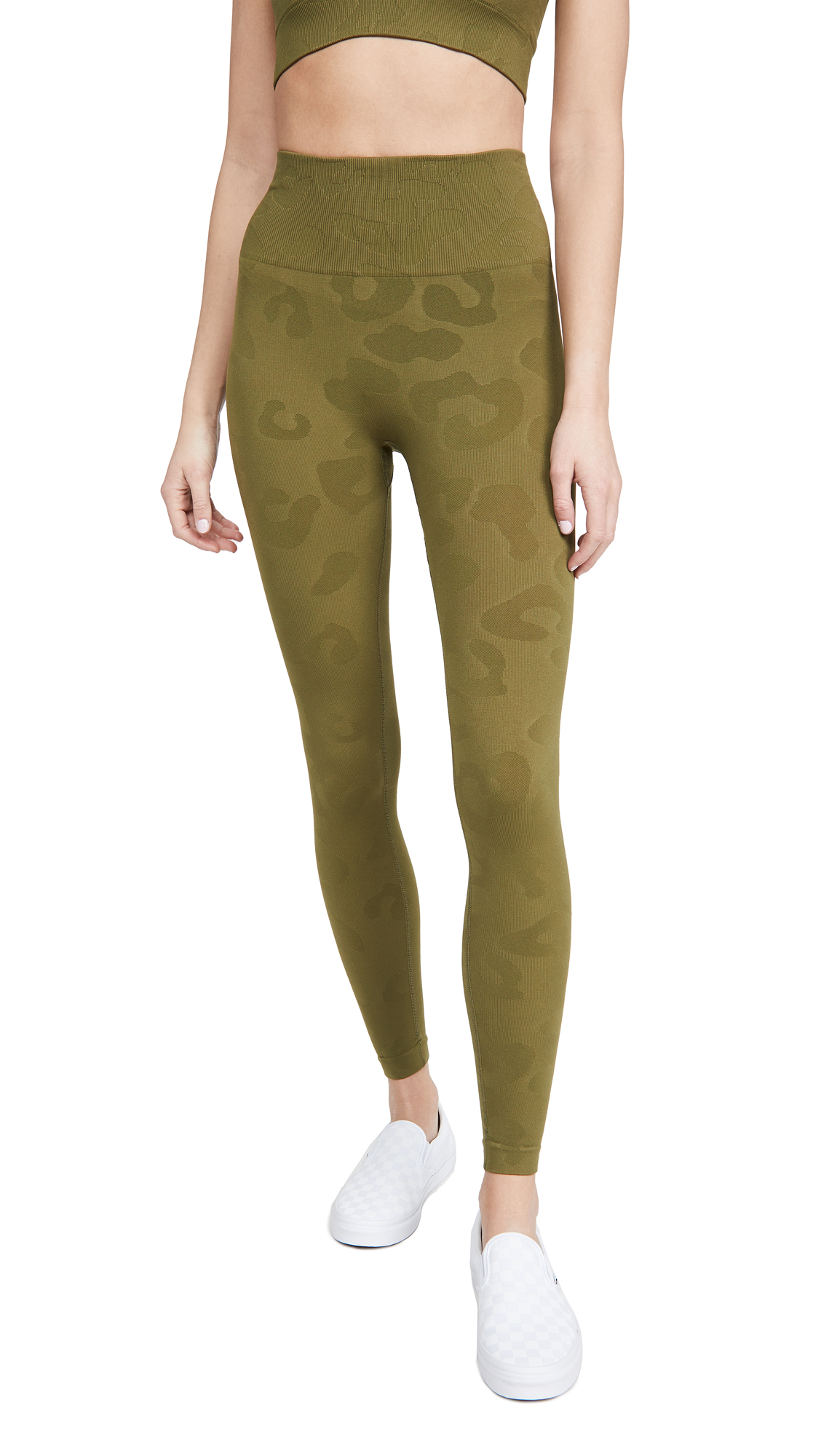 Phat Buddha Honestly Kate Gracie Leopard Leggings