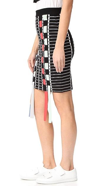 Phelan Fringe Skirt